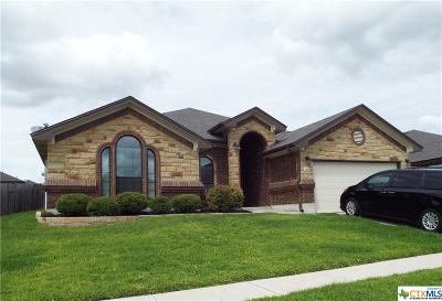 Killeen Single Family Home For Sale: 2807 Legacy