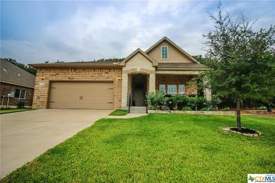 Belton Single Family Home For Sale: 198 Chering