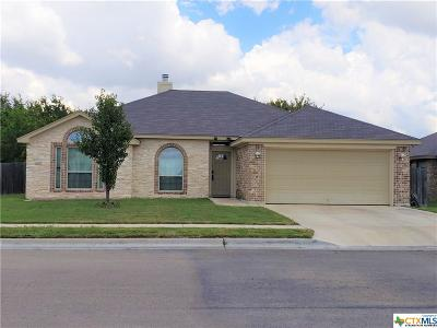 Killeen Single Family Home For Sale: 6405 Deorsam