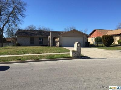 Killeen Single Family Home For Sale: 209 Petunia