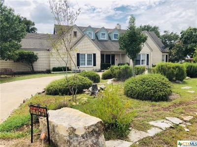 Canyon Lake Single Family Home For Sale: 1184 Crossbow Drive