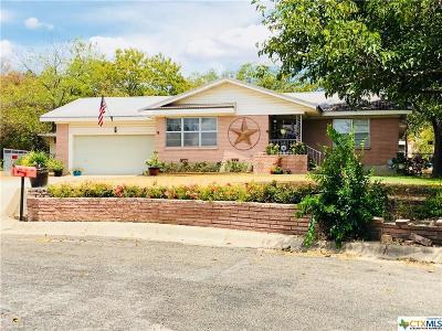 Lampasas Single Family Home For Sale: 6 Skyline Drive