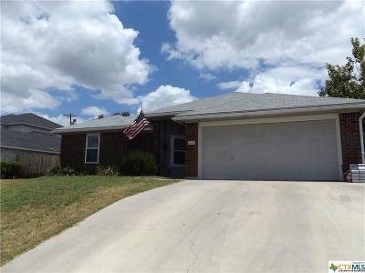 Copperas Cove Single Family Home For Sale: 1201 Joe Morse Drive