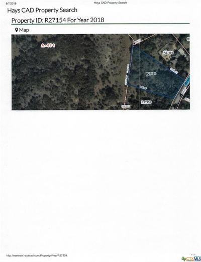 San Marcos Residential Lots & Land For Sale: 26 Mountain High