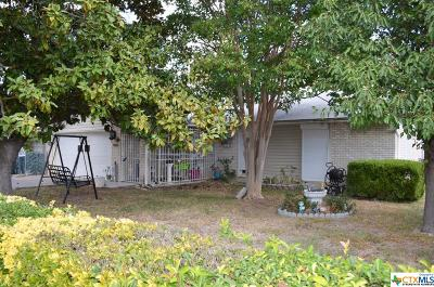 Killeen Single Family Home For Sale: 2214 Lily Drive