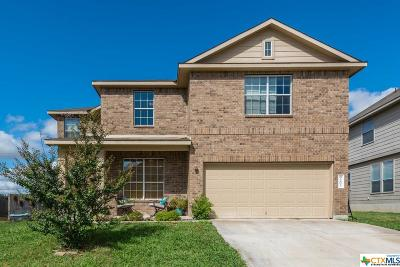 Killeen Single Family Home For Sale: 9203 Ashlyn