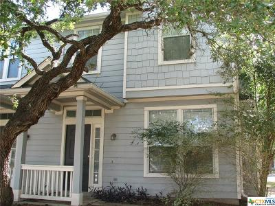 Kyle TX Condo/Townhouse For Sale: $190,000