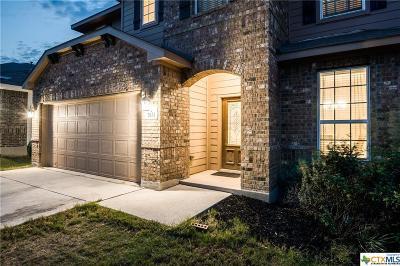 Selma Single Family Home For Sale: 7831 Bluebird Haven