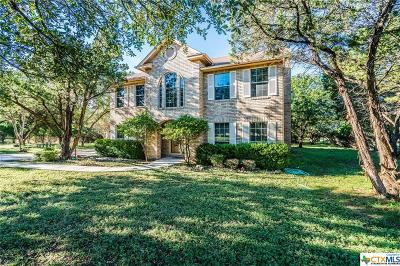 Garden Ridge Single Family Home For Sale: 21917 Bat Cave Road