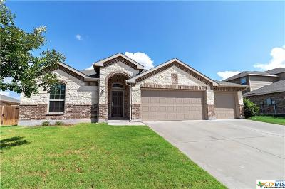 Killeen Single Family Home For Sale: 6305 Serpentine