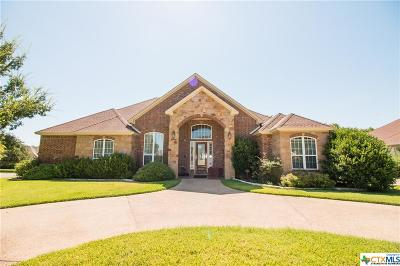 Harker Heights, Nolanville Single Family Home For Sale: 4001 Lazy Brook Drive