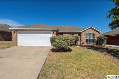Killeen Single Family Home For Sale: 4205 Adolph Avenue