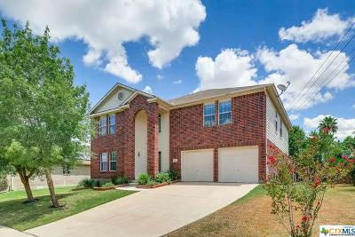 Cibolo Single Family Home For Sale: 212 Spring Fawn