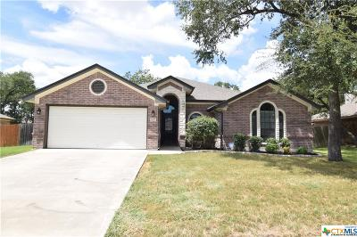 Killeen Single Family Home For Sale: 6205 Marble Falls