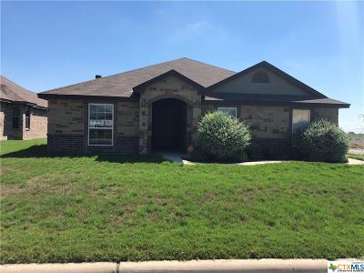 Temple Single Family Home For Sale: 2605 Nolan Creek