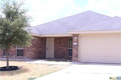 Killeen Single Family Home For Sale: 3704 Solomon