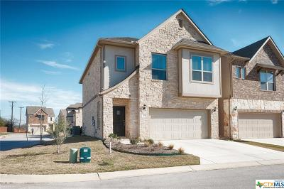 Round Rock Single Family Home For Sale: 2105 Town Centre Drive #46