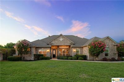 Salado Single Family Home For Sale: 1327 Walker Circle