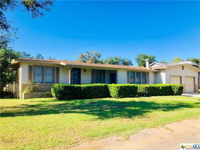 San Marcos Single Family Home For Sale: 1320 Progress