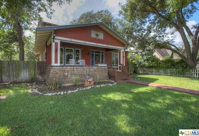New Braunfels Single Family Home For Sale: 292 S Gilbert