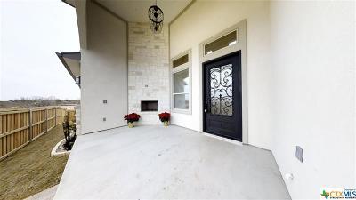 Nolanville Single Family Home For Sale: 1005 Via Toscana