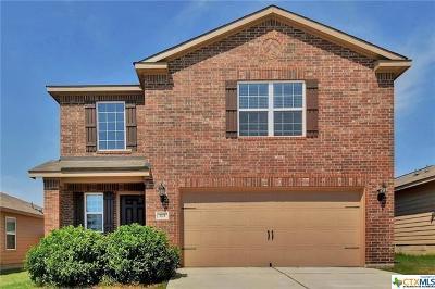 Jarrell Single Family Home For Sale: 113 Koontz