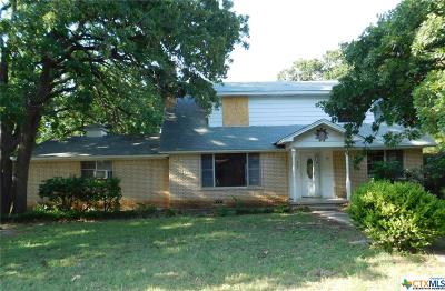 Copperas Cove Single Family Home For Sale: 601 Bowden