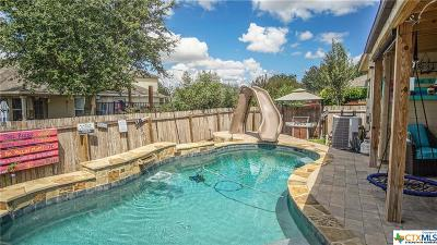 Cibolo Single Family Home For Sale: 221 Julian