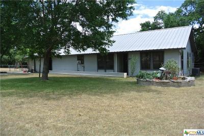 Canyon Lake Single Family Home For Sale: 1216 Sorrel Creek