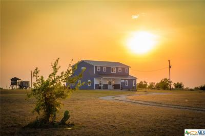 Burnet County Single Family Home For Sale: 10751 County Road 210