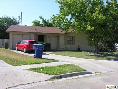 Copperas Cove Single Family Home For Sale: 916 Hackberry