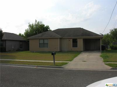 Copperas Cove Single Family Home For Sale: 1012 Couples Street