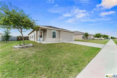 Selma Single Family Home For Sale: 328 Lonestar Gait