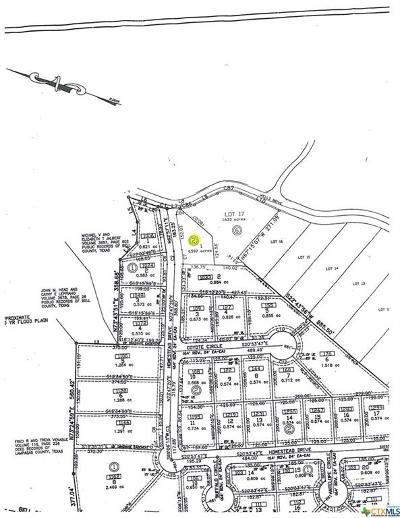Kempner Residential Lots & Land For Sale: 1017 Homestead Drive