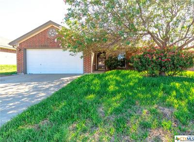 Killeen Single Family Home For Sale: 5400 Hunters Ridge Trail