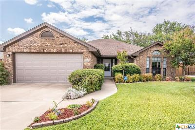 Killeen Single Family Home For Sale: 4608 Mallard Lane