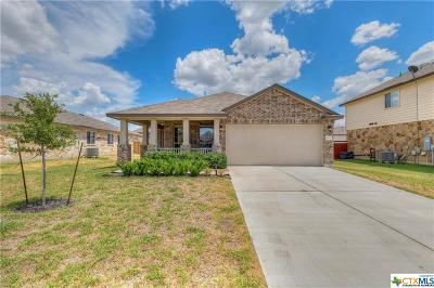 Killeen Single Family Home For Sale: 6500 Cool Creek Drive