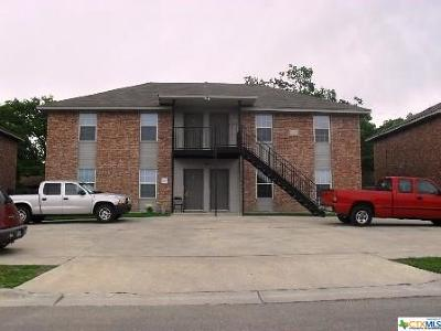 Copperas Cove Single Family Home For Sale: 409 Creek Street