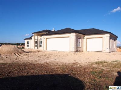 Salado TX Single Family Home For Sale: $356,900