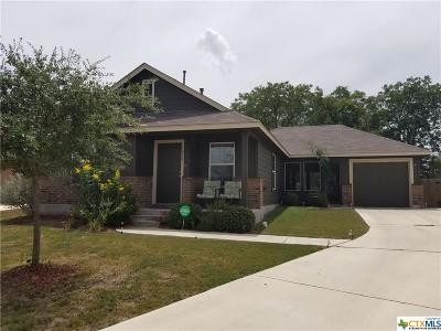New Braunfels Single Family Home For Sale: 1016 Magnolia Wind