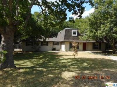 temple Single Family Home For Sale: 3806 Antelope