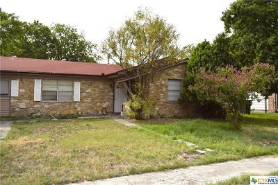 Copperas Cove Single Family Home For Sale: 505 S 9th Street