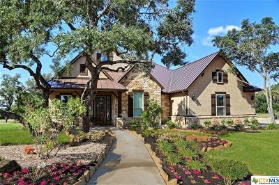 New Braunfels Single Family Home For Sale: 5715 High Forest Drive
