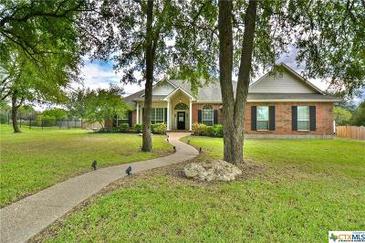 Belton TX Single Family Home For Sale: $265,000