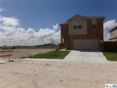 Jarrell TX Single Family Home For Sale: $177,000
