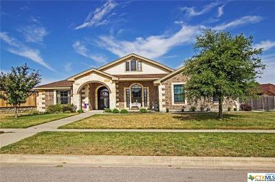Killeen Single Family Home For Sale: 4409 Phil Drive