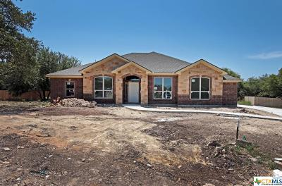 Belton Single Family Home For Sale: 1626 Lacy Ridge