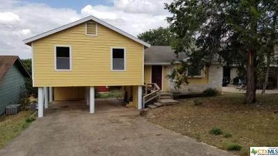 Canyon Lake Single Family Home For Sale: 1813 Trailridge Drive