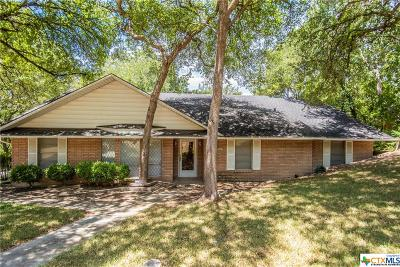 temple Single Family Home For Sale: 4002 El Capitan Drive