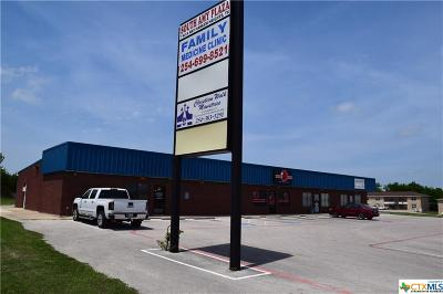 Harker Heights Commercial For Sale: 740 S Amy